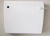 Dudley Acclaim Low Level White Toilet Cistern - 06095655